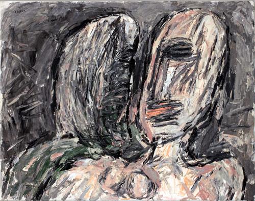 SEDER-Dvoje-1988.-ulje-na-platnu-100x130cm
