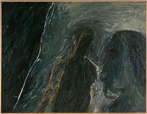 SEDER-Profil-zene-i-figura-ulje-na-platnu-1979.-130x100cm
